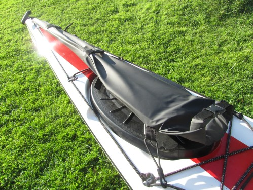 Fits the deck layout of your kayak